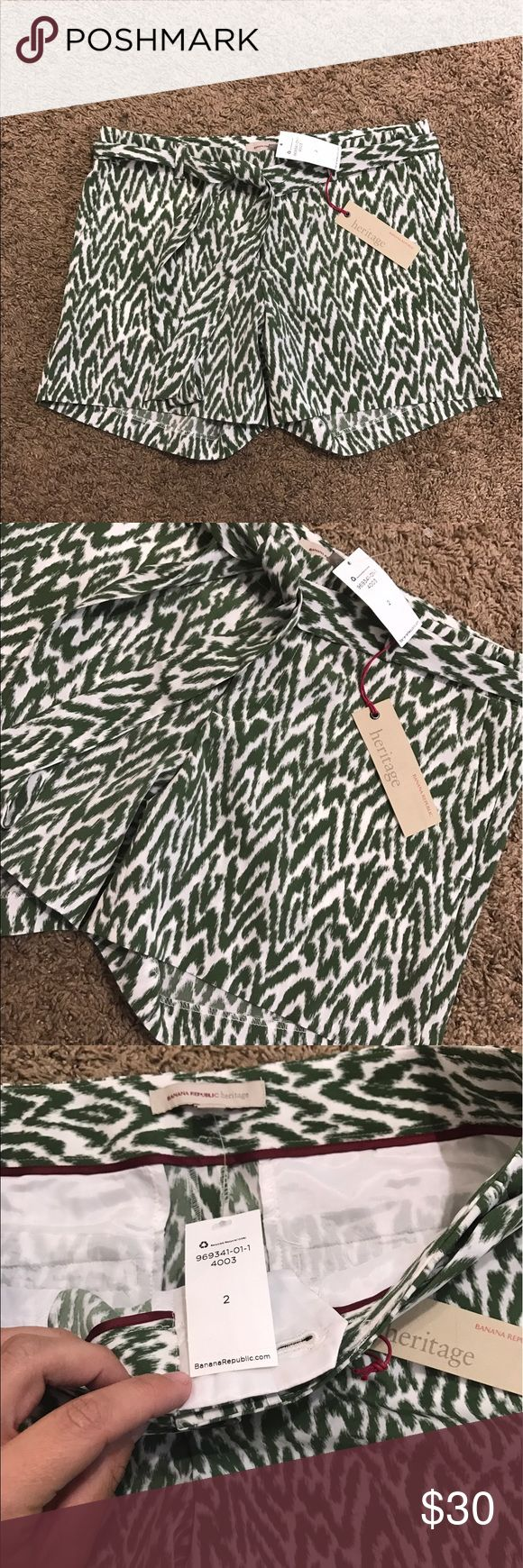 Banana republic shorts NWT Banana Republic Shorts