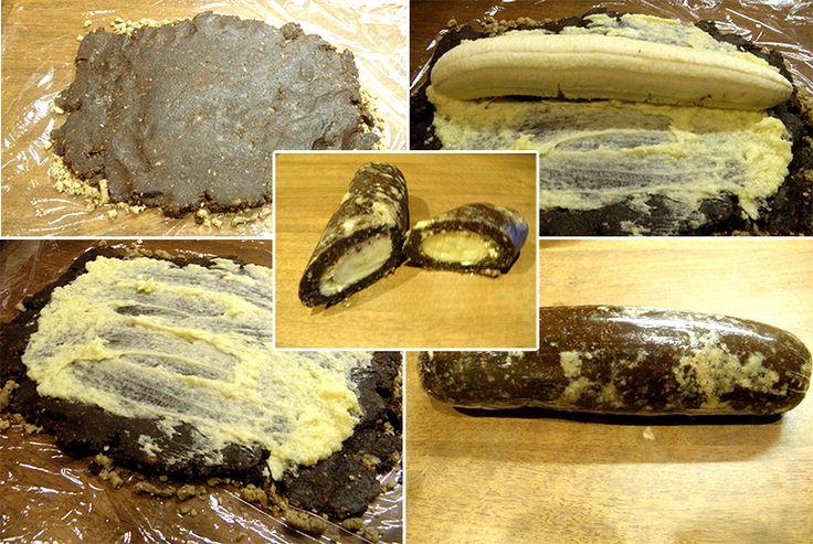 RECEPT | Banánová roláda | Poctivá chuť - blog, recepty, produkty