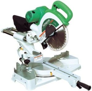 Checkout the Hitachi C10FSB Miter Saw http://bestmitersawguide.com/hitachi-c10fsb-10-inch-sliding-compound-miter-saw-review/