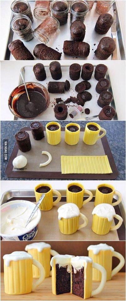 Perfect cake for my boyfriend !