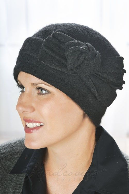 Knotted Pull On Hat for Cancer Patients | Headcovers.com