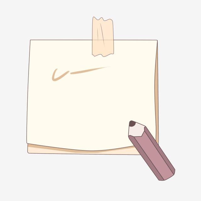 Gambar Ilustrasi Catatan Kertas Putih Kertas Putih Pita Kuning Pensil Ungu Png Transparan Clipart Dan File Psd Untuk Unduh Gratis Kertas Ilustrasi Ungu