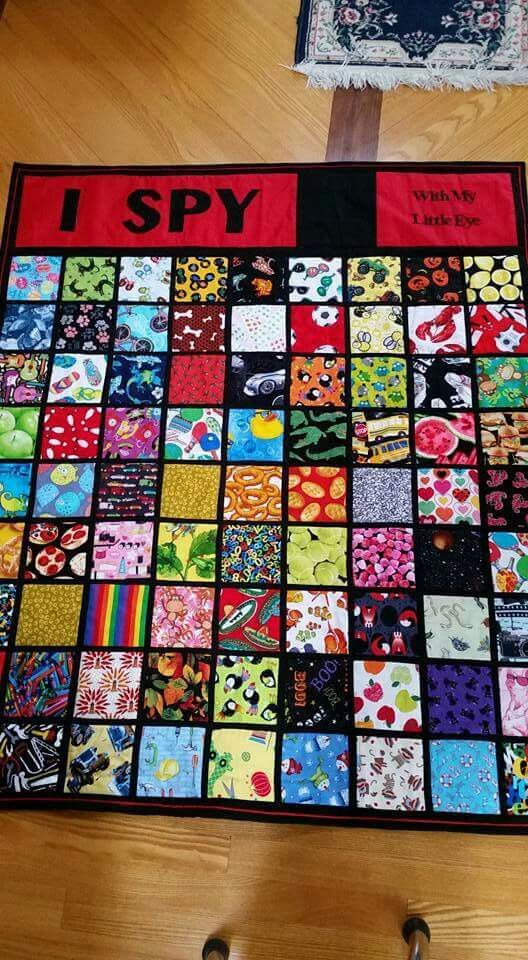 25 Best Ideas About I Spy Quilt On Pinterest I Spy