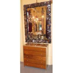 Wrought Iron Dresser. Customize Realizations. 852