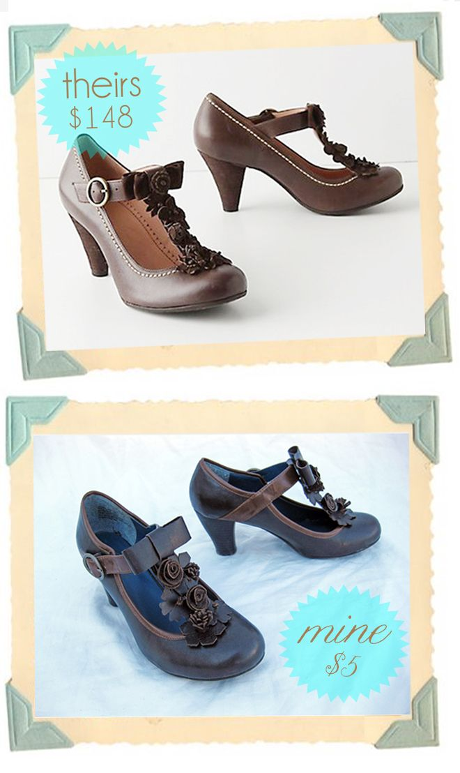 379 Best Shoe Refashions Images On Pinterest Diy Shoe