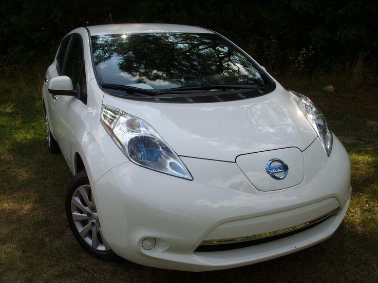 Used 2013 Nissan LEAF For Sale   Durham NC