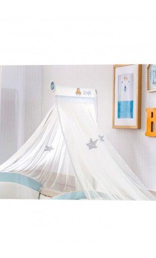 Dosel cuna Baby Boy de Cilekspain, dormitorios temáticos