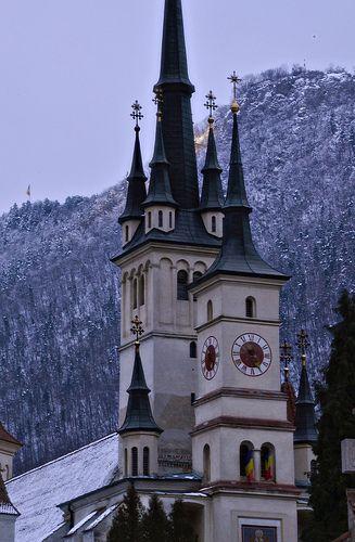 Brasov Church