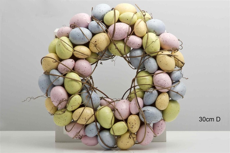 Whimsical Easter at www.lifestylehomeandliving.com.au