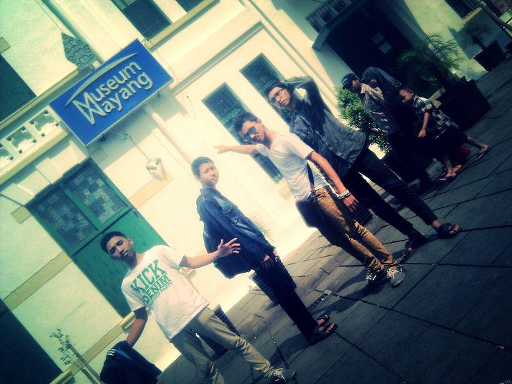 @ Old City ,Jakarta - NOS2