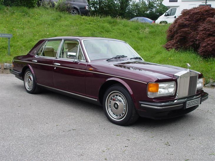 Used 1993 Rolls Royce Silver Spirit II/III for sale in Cornwall | Pistonheads