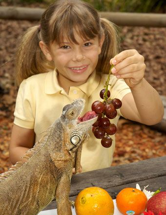 Little Bindi Irwin