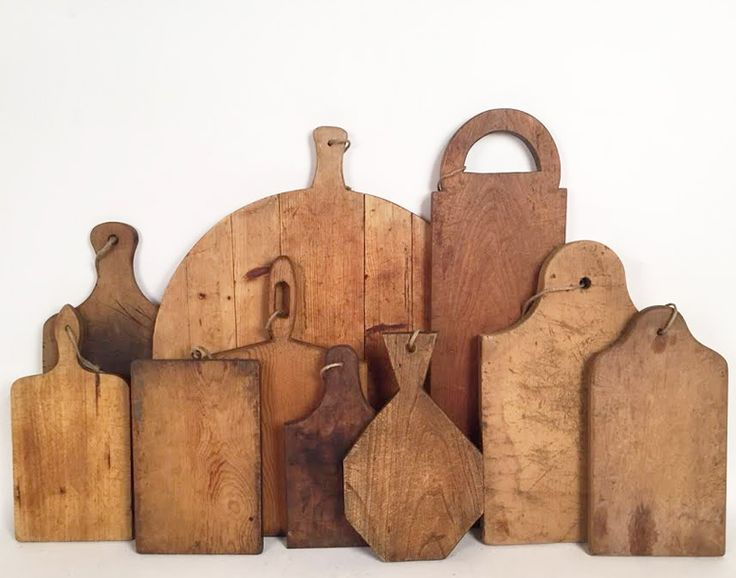Antique Cutting Board Collection Collecting In 2019