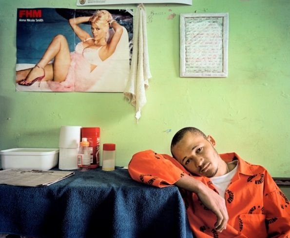 Tamatie, Beaufort West Prison. Courtesy of Mikhael Subotzky and Goodman Gallery, South Africa