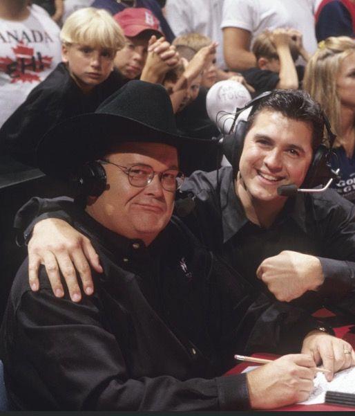 Jim Ross & Shane