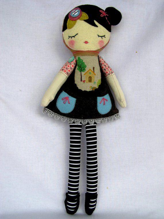 Siri rag doll girl