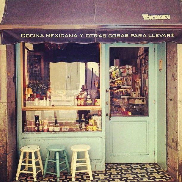 Teicawey, Carrer de Torrijos, 50 (Gracia) Barcelona  Mexican Restaurant and Deli/Bodega