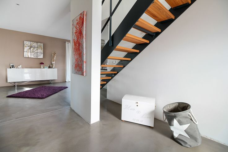 die 25 besten treppe fliesen ideen auf pinterest. Black Bedroom Furniture Sets. Home Design Ideas