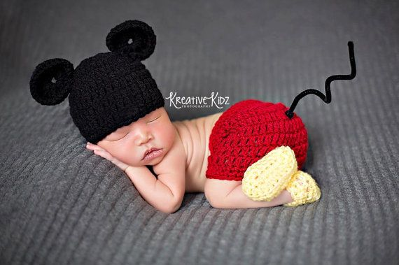 Hey, I found this really awesome Etsy listing at https://www.etsy.com/listing/183329651/baby-boy-hat-mickey-mouse-inspired-or