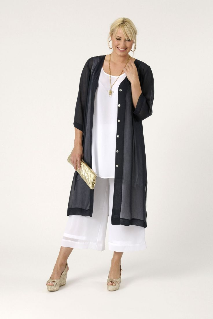 this is a little different but I still like it plus size fashions | Plus Size Women's Clothes Spring Summer 2012