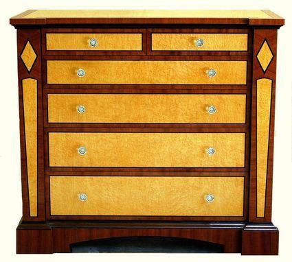 Custom made art deco dresser