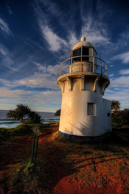 Beacon on the hill - Australia