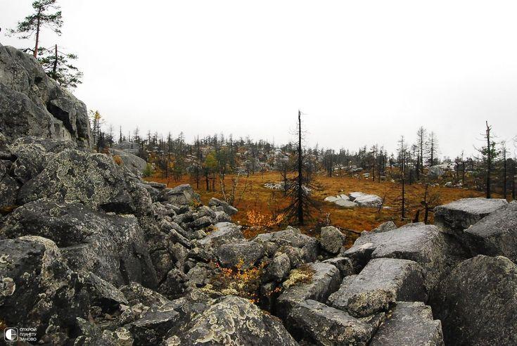 Смерть - гора и Карельский Стоунхендж - Путешествуем вместе