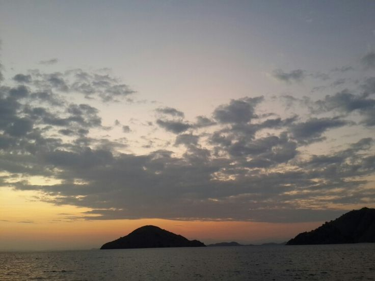 Sunrise Gili Laba