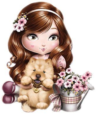 Doggy girl