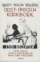 Het eerste Indische kookboek dat in Nederland uit kwam.
