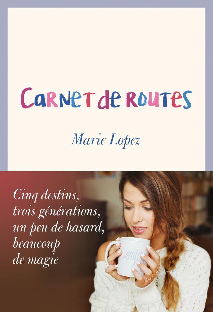 Carnet de route_EnjoyPhoenix / Marie Lopez_livre