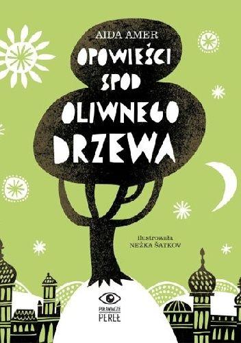 Okładka książki Opowieści spod oliwnego drzewa