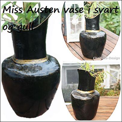 Herlige Miss Austen i ny variant! - Fra kosekroken. - Chris-Ho.com