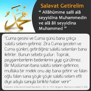 Hz. Muhammed (s.a.v) Salavat