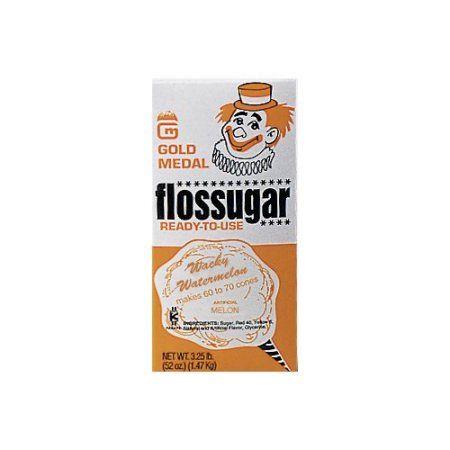 Snappy Popcorn Flossugar