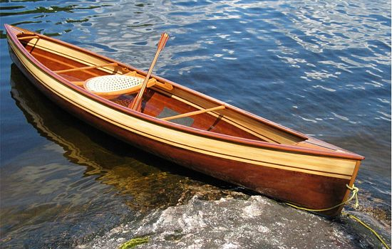 Reserve Cedar strip kayak cost