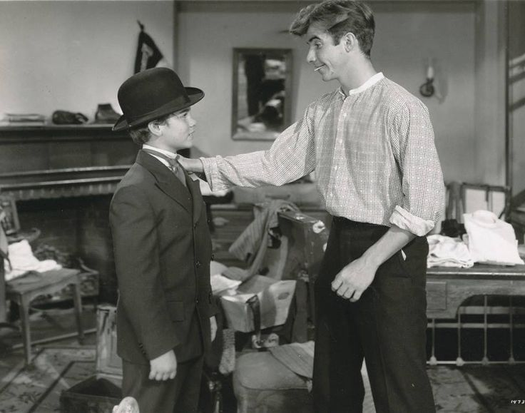 Dean stockwell scotty beckett the happy years1950