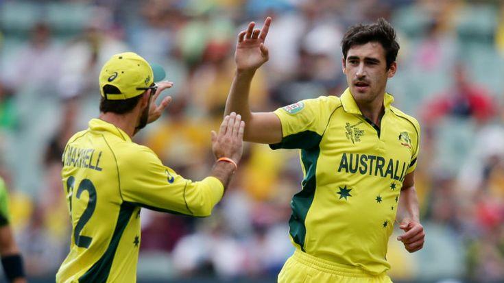 3rd Q-F: Australia v Pakistan at Adelaide, Watch Live Cricket World Cup, Live Cricket HD Streaming, http://cricketonlinehd.com/