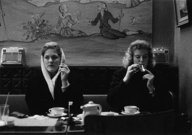 Stockholm 50s Black and White Photography-27 – Fubiz™