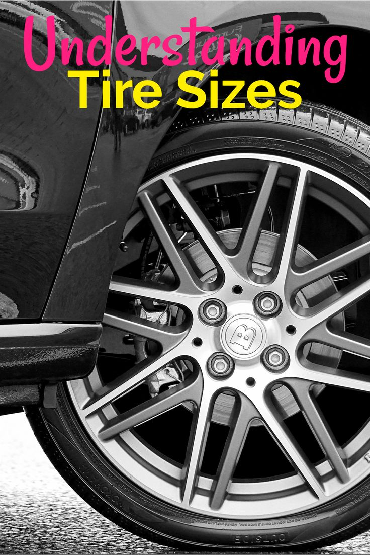 25+ best ideas about Tire Size on Pinterest | Tire planters, Tire ...