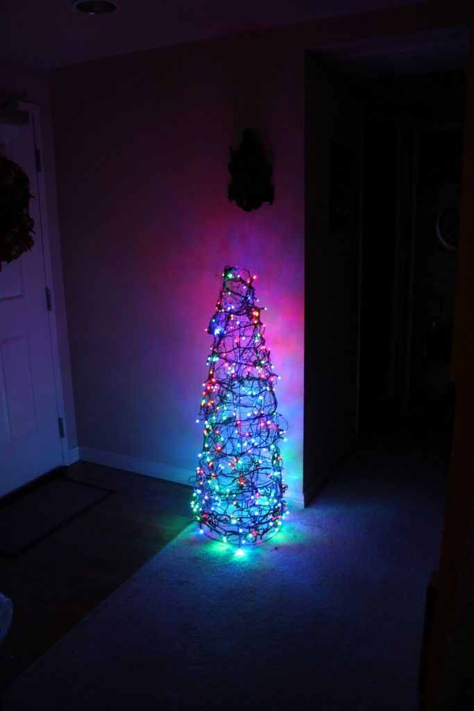 Chicken Wire Christmas Tree Trees Pictures Of And The O