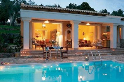 Villa Palazzina with 2 pools