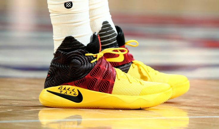 Kyrie Irving's Latest Nike Kyrie 2 PE