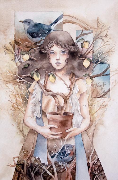 Visual Artist Valerie Ann Chua