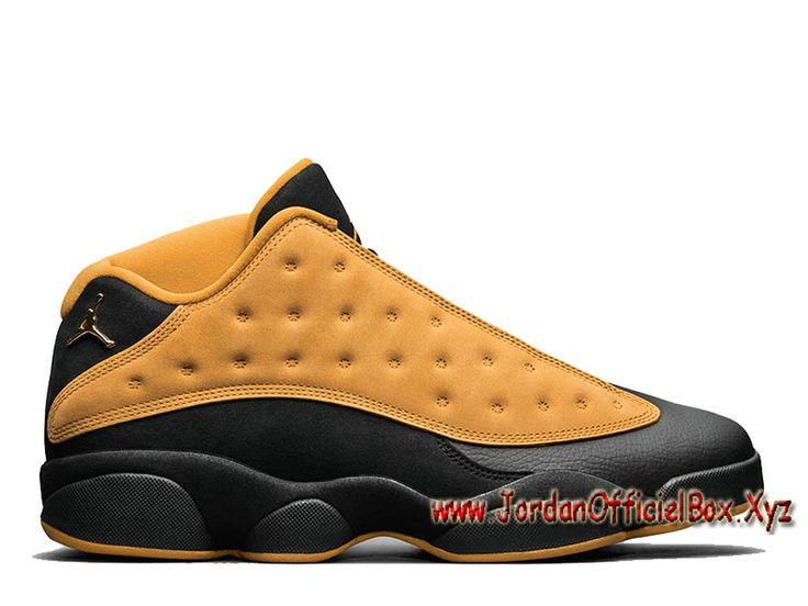 Air Jordan 13 Retro Low Chutney 310810-022 Chaussures Officiel nike Jordan  Pour Homme Jaune