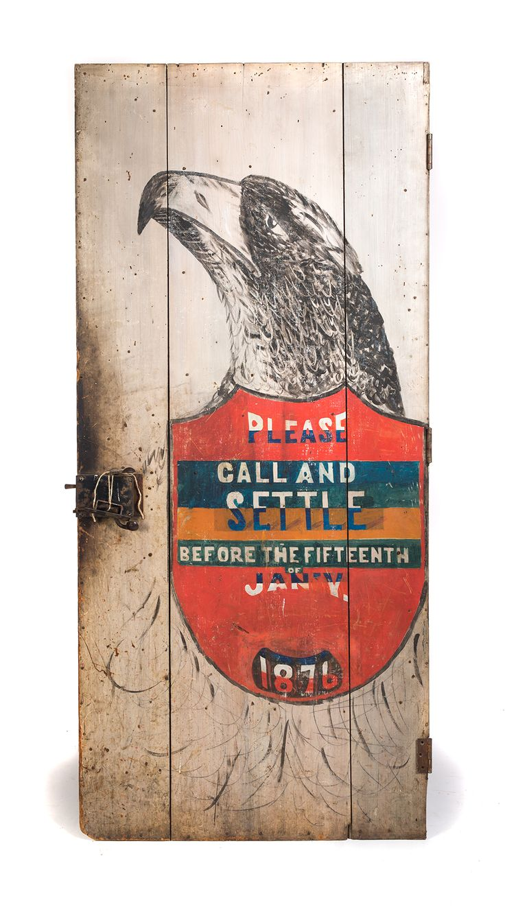 Huge old hand carved wood federal eagle folk art wooden eagle wall - Find This Pin And More On Eagles