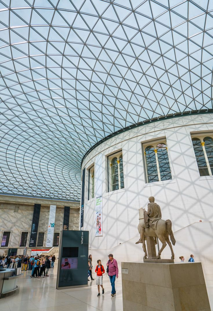 Guide to Visiting the British Museum with