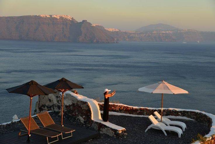 Mystical, unique, impeccable #Santorini... #ArtMaisons