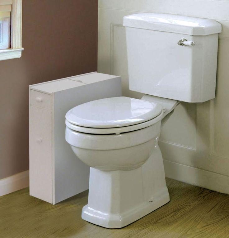 best 25 slimline bathroom storage ideas on pinterest. Black Bedroom Furniture Sets. Home Design Ideas