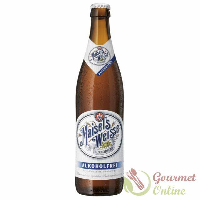 Maisel s Weisse Fara  Alcool Sticla  0.5 L